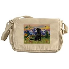 FCR in Mountain Country Messenger Bag
