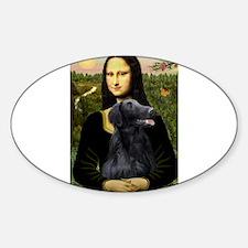 Mona Lisa & Her FCR Decal