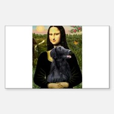 Mona Lisa & Her FCR Decal