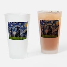 Starry Night FCR Drinking Glass