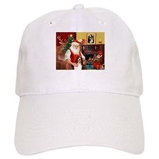 Santa's Eng Spring Span Baseball Cap