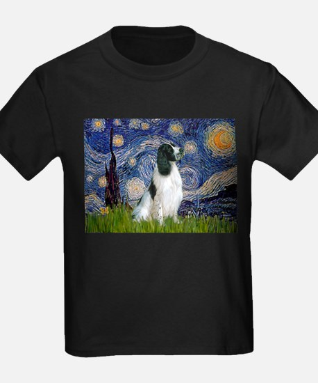 Starry Night English Springer T