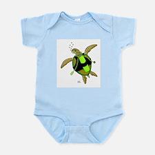 'Aukai Infant Creeper