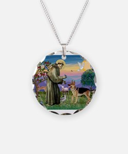 St Francis / G Shep Necklace