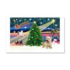 Xmas Magic & Glen of Imaal Car Magnet 20 x 12