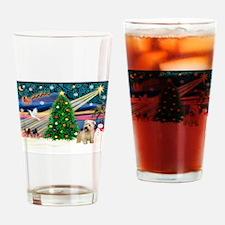 Xmas Magic & Glen of Imaal Drinking Glass