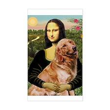 Mona's Golden Decal