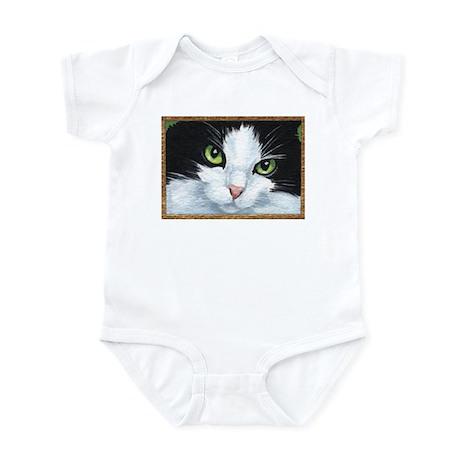 Kitty Eyes Infant Creeper