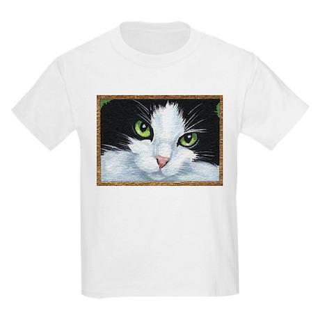 Kitty Eyes Kids T-Shirt
