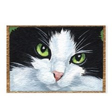 Kitty Eyes Postcards (Package of 8)