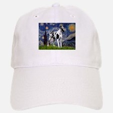 Starry / G-Dane (H2) Baseball Baseball Cap