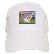 Cloud Star & Great Pyrenees Baseball Cap