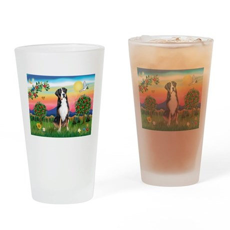 Bright Country / GSMD Drinking Glass