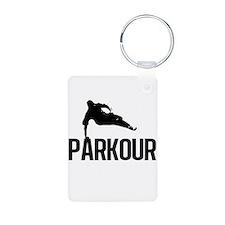 Parkour Keychains