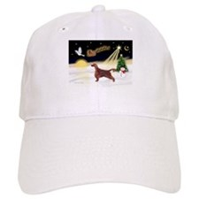 Night Flight/Irish Setter Baseball Cap