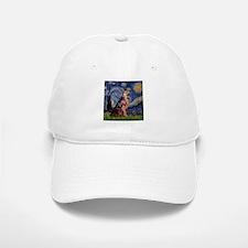 Starry Night Irish Setter (#2 Baseball Baseball Cap