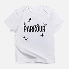 Parkour Compilation Infant T-Shirt