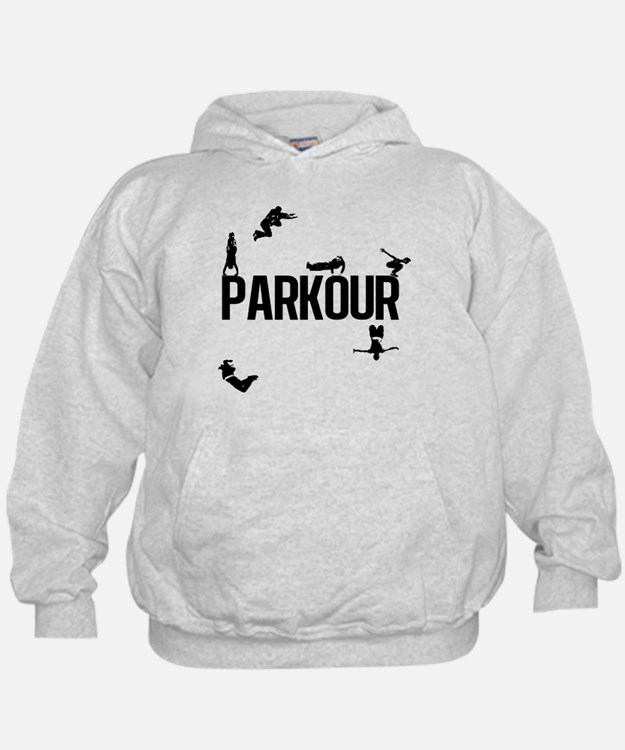 Parkour Compilation Hoodie