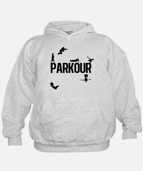 Parkour Compilation Hoody