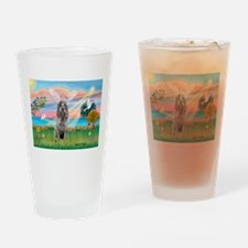 Angel Star /Spinone (12) (r) Drinking Glass