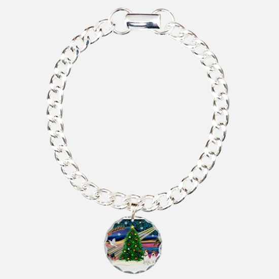 Xmas Magic & JRT pair Bracelet