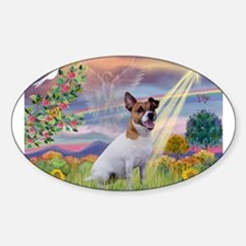 Cloud Star & Jack Russell Terrier Decal
