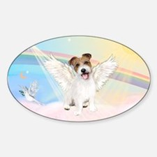 Angel / Jack Russell Terrier Decal
