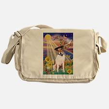 Autumn Sun / JRT Messenger Bag