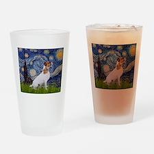 Starry Night / JRT Drinking Glass