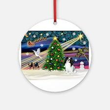 Xmas Magic & J Chin Ornament (Round)