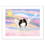 Japanese Chin Angel Small Poster