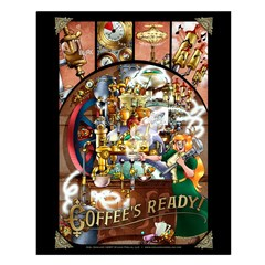 Coffee Engine Posters