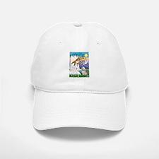Angel Love-Lhasa Apso (L) Baseball Baseball Cap
