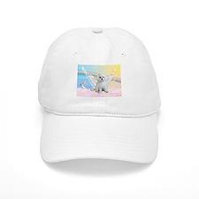 Maltese / Angel Baseball Cap