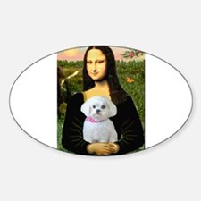 Mona's Maltese (R) Decal