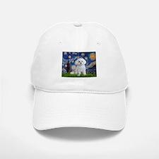 Starry / Maltese Baseball Baseball Cap