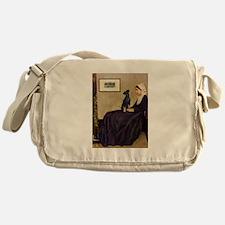 WMom - Min Pin (Nat) Messenger Bag
