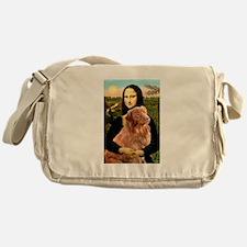 Mona's Nova....Retriever Messenger Bag