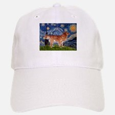 Starry Night Nova Scotia..... Baseball Baseball Cap