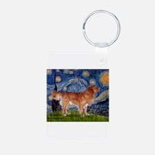 Starry Night Nova Scotia..... Keychains
