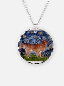 Starry Night Nova Scotia..... Necklace