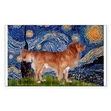 Starry Night Nova Scotia..... Decal