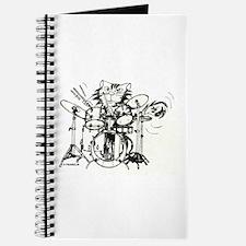 WILDCAT DRUMMER™ Journal