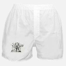 WILDCAT DRUMMER™ Boxer Shorts