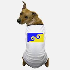 Karmapa's Dharma Flag Dog T-Shirt