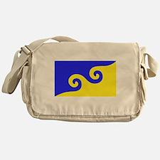 Karmapa's Dharma Flag Messenger Bag
