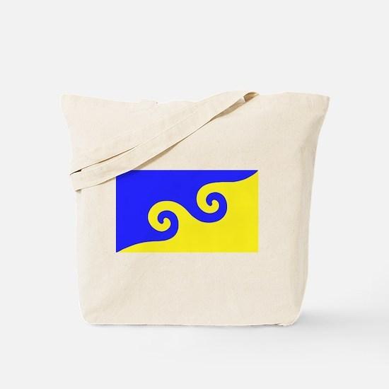 Karmapa's Dharma Flag Tote Bag