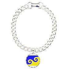 Karmapa's Dharma Flag Bracelet
