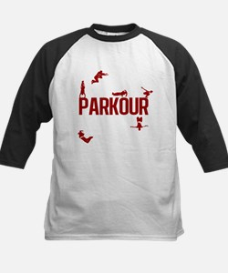 Parkour Crew (Red) Tee