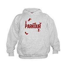 Parkour Crew (Red) Hoodie